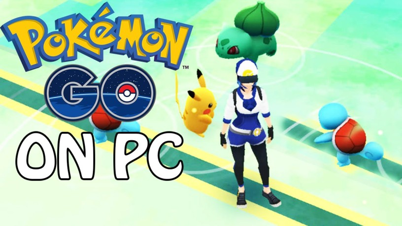 How to play Pokemon Go on Pc Using MEmu Android Emulator